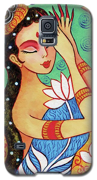 Lotus Meditation Galaxy S5 Case