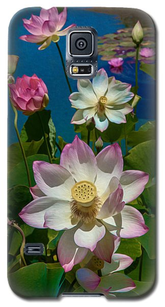 Lotus Pool Galaxy S5 Case