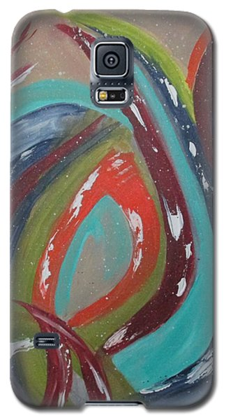 Lotus Reborn Galaxy S5 Case by Sharyn Winters