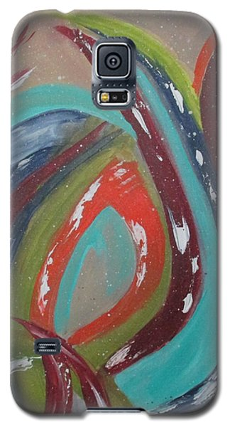 Lotus Reborn Galaxy S5 Case