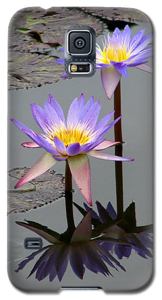 Lotus Reflection 4 Galaxy S5 Case
