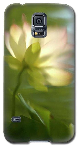 Lotus Reflection Galaxy S5 Case