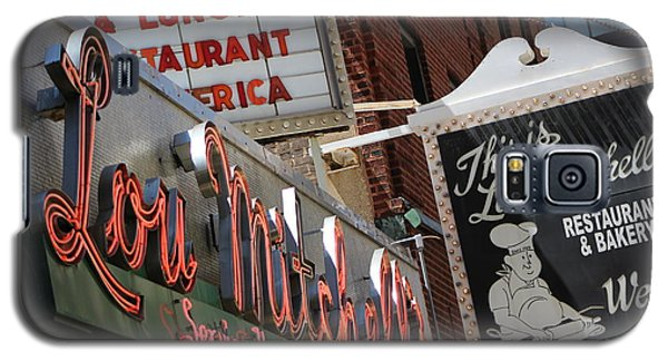 Lou Mitchells Restaurant And Bakery Chicago Galaxy S5 Case