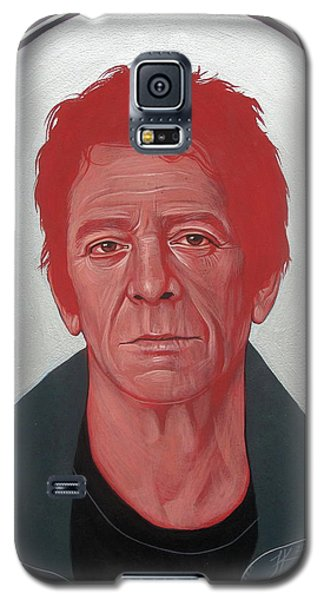 Lou Reed 2 Galaxy S5 Case