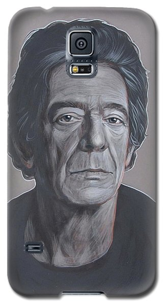 Lou Reed Galaxy S5 Case