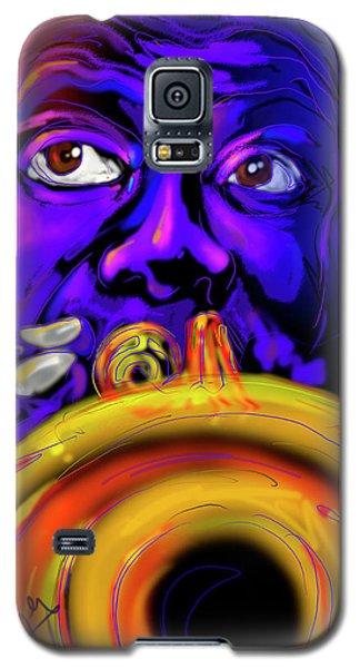 Louie Galaxy S5 Case