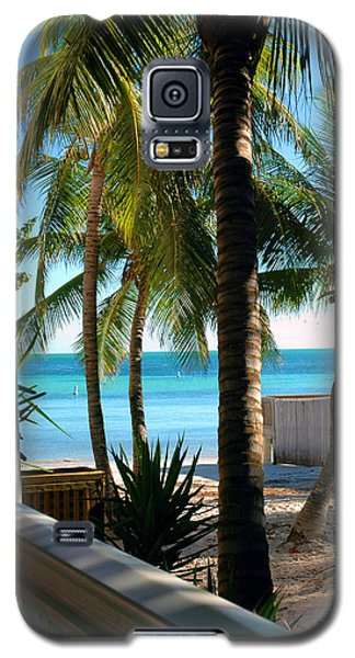 Louie's Backyard Galaxy S5 Case