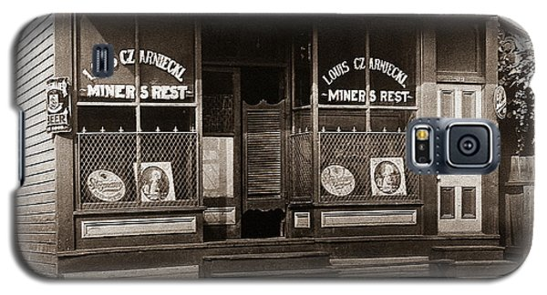 Louis Czarniecki Miners Rest 209 George Ave Parsons Pennsylvania Galaxy S5 Case
