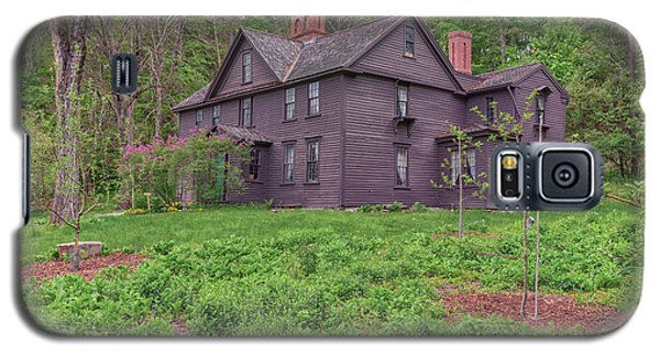 Louisa May Alcotts Orchard House Concord Massachusetts Galaxy S5 Case