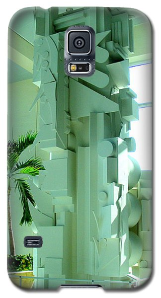 Louise Nevelson Sculpture Galaxy S5 Case