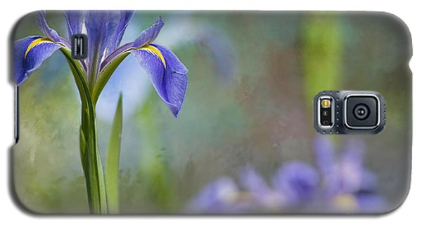 Galaxy S5 Case featuring the photograph Louisiana Iris by Bonnie Barry