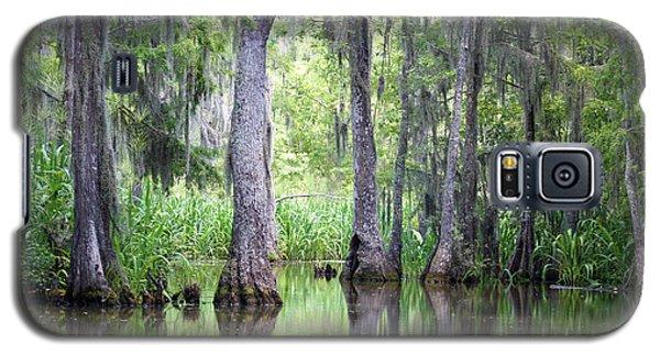 Louisiana Swamp 5 Galaxy S5 Case