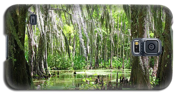 Louisiana Swamp Galaxy S5 Case