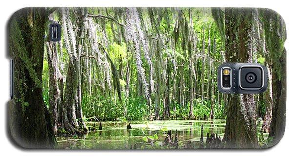 Louisiana Swamp Galaxy S5 Case