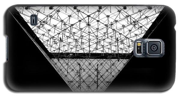 Lourve Pyramid Galaxy S5 Case by Amar Sheow