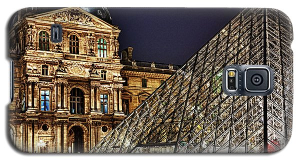 Louvre By Night I Galaxy S5 Case