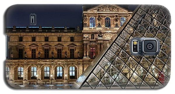 Louvre By Night II Galaxy S5 Case