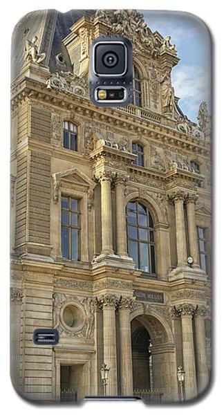 Louvre In Paris Galaxy S5 Case