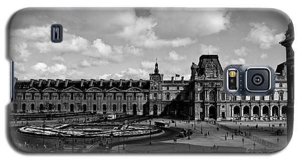 Louvre Museum Galaxy S5 Case