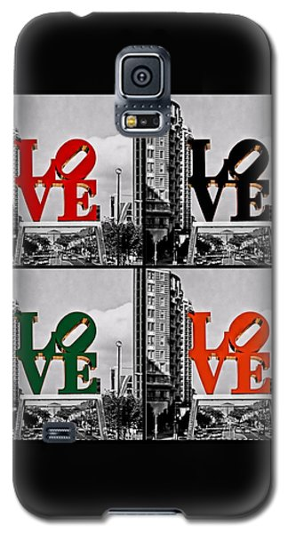 Galaxy S5 Case featuring the photograph Love 4 All by DJ Florek