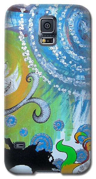 Love Alone Galaxy S5 Case