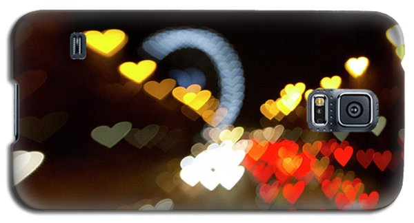 Love Along The Champs-elysees Galaxy S5 Case by Melanie Alexandra Price