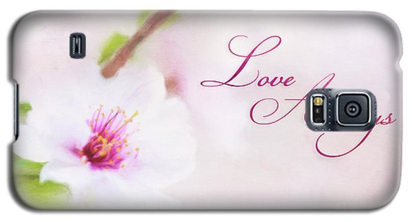 Love Always Galaxy S5 Case
