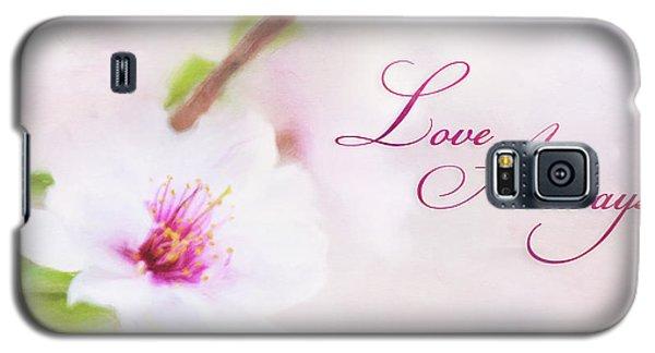 Love Always Galaxy S5 Case
