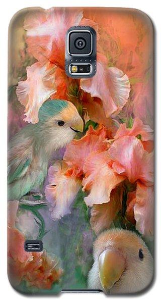 Love Among The Irises Galaxy S5 Case
