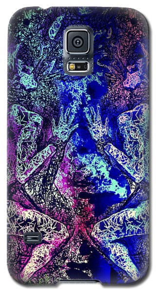 Love And Agony Galaxy S5 Case