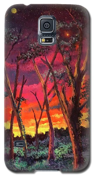 Love And The Evening Star Galaxy S5 Case