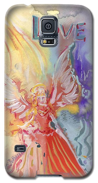 Love Angel Galaxy S5 Case