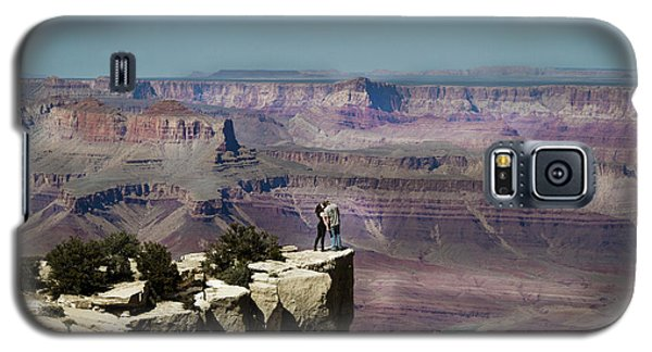 Love At The Grand Canyon Galaxy S5 Case
