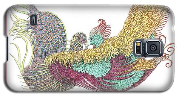 Love Birds Dancing Galaxy S5 Case