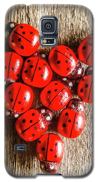 Love Bug Galaxy S5 Case