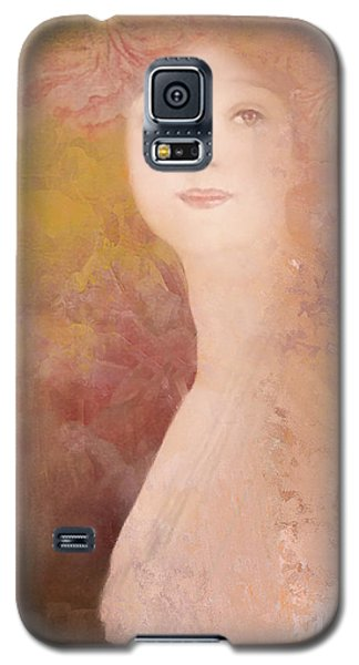 Galaxy S5 Case featuring the digital art Love Calls by Jeff Burgess