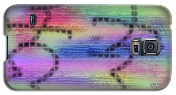 Love Colors Galaxy S5 Case