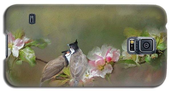 Love Couple Galaxy S5 Case