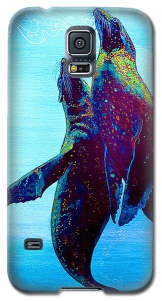 Pure Love Galaxy S5 Case by Debbie Chamberlin