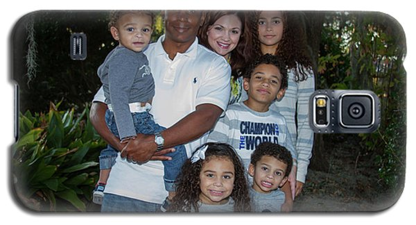 Galaxy S5 Case featuring the photograph Love Demonstrated 2 James Ingram Family Art by Reid Callaway