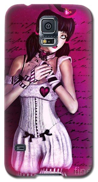Love Doll Galaxy S5 Case