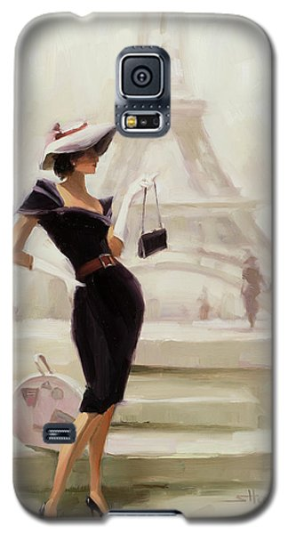 Love, From Paris Galaxy S5 Case