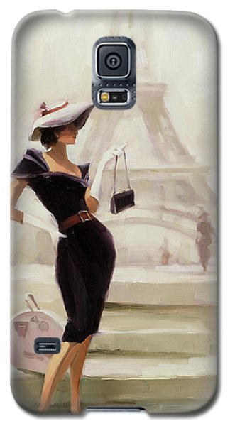 Love, From Paris Galaxy S5 Case