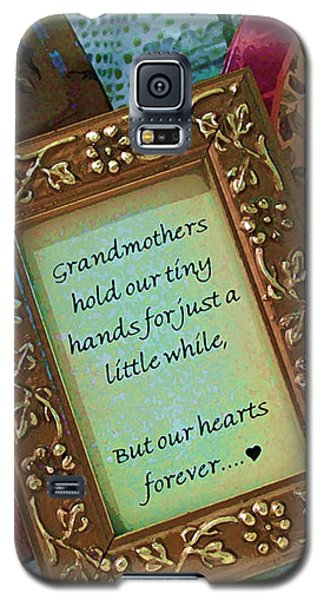 Love Holds Our Hearts Forever Galaxy S5 Case