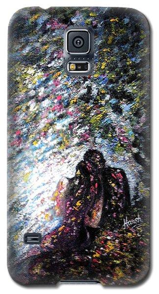 Love In Niagara Fall Galaxy S5 Case