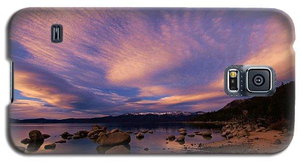 Love Is A Rocky Road Galaxy S5 Case