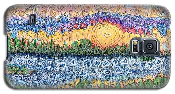 Love Is Everywhere If You Look Galaxy S5 Case