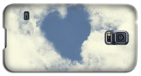 Love Is In The Air Galaxy S5 Case by Peggy Collins