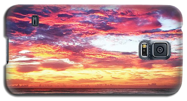 Love Is Real Galaxy S5 Case by LeeAnn Kendall