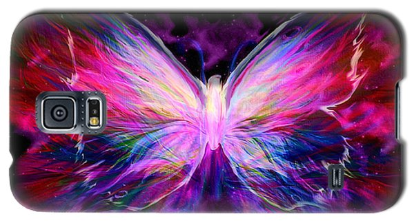 Love Lifts My Heart Galaxy S5 Case